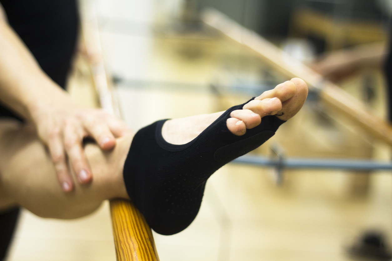 Pilates barre at Flow Studio Luxembourg